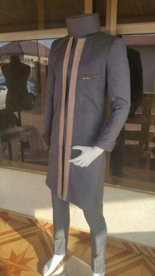 vêtements neufs africaines GOOD LUCK