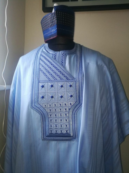 vêtements neufs africaines GOOD LUCK - Photo 4