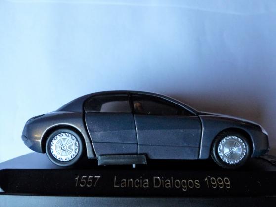 Annonce occasion, vente ou achat 'miniatures SOLIDO LANCIA-ALFA ROMEO'