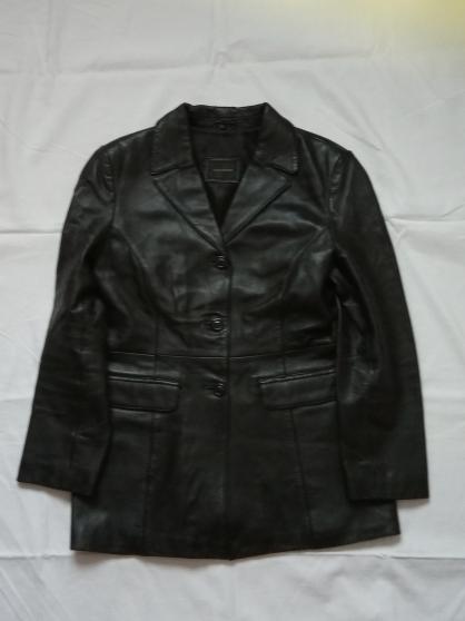 Annonce occasion, vente ou achat 'Blazer en cuir Oakwood taille XL.'