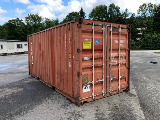 Annonce occasion, vente ou achat 'Container 20 pieds occasion'