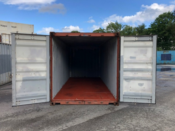 Container 20 pieds occasion - Photo 4