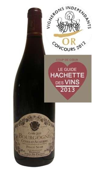 Bourgogne Côtes d Auxerre Pinot Noir