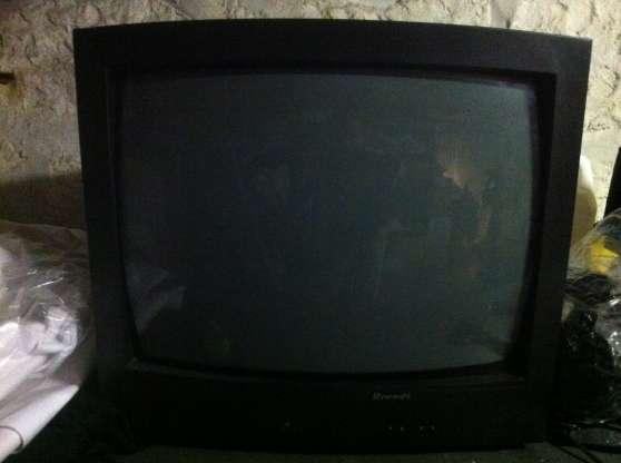 Télévision cathodique Brandt 55 cm