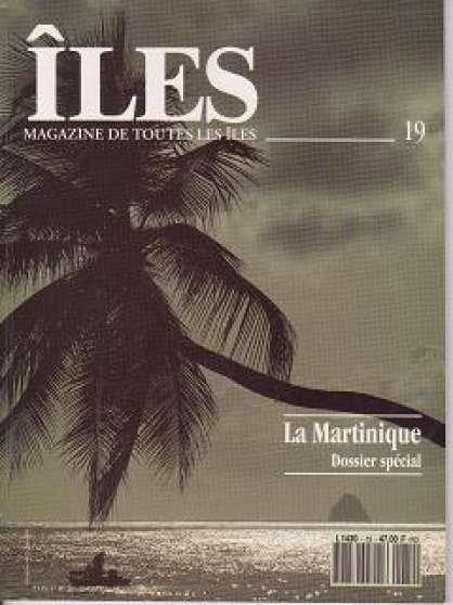 5 Revues GEO, ILES, ULYSSE 1976 à 1996