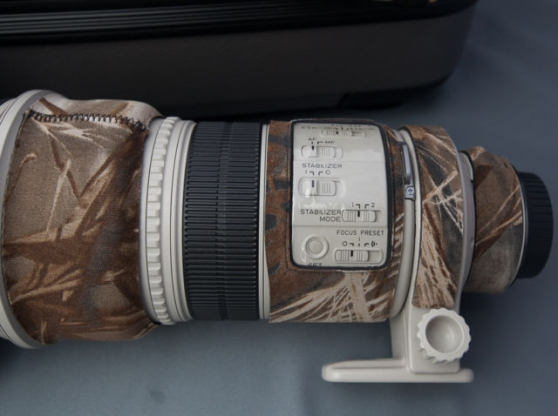 Objectif Canon EF 300mm f2.8 L IS USM