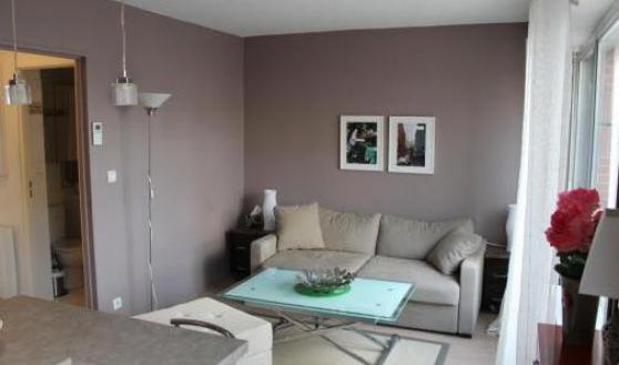 Studio meublé quartier piéton de Montorg