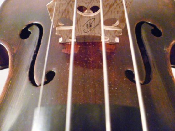 Beau violon 4/4 de Mirecourt ancien. - Photo 2