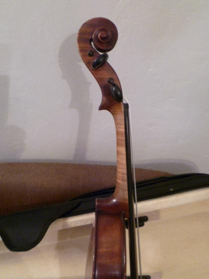 Beau violon 4/4 de Mirecourt ancien. - Photo 3