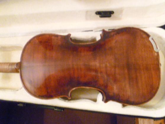 Beau violon 4/4 de Mirecourt ancien. - Photo 4