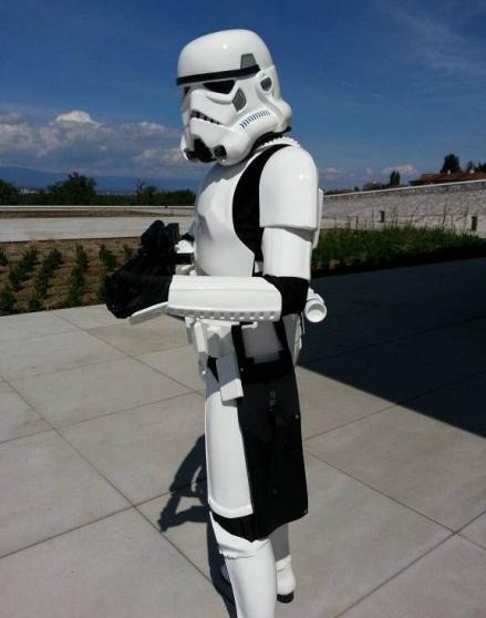 Annonce occasion, vente ou achat 'Star Wars: Costume Stormtrooper Original'