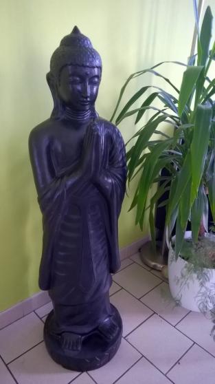 statue bouddha 1m10