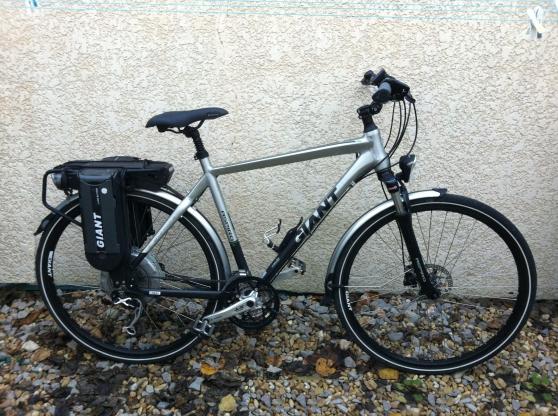 Annonce occasion, vente ou achat 'Vélo électrique GIANT occasion'