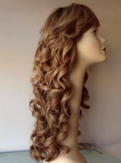 Perruques vrais cheveux lacefront