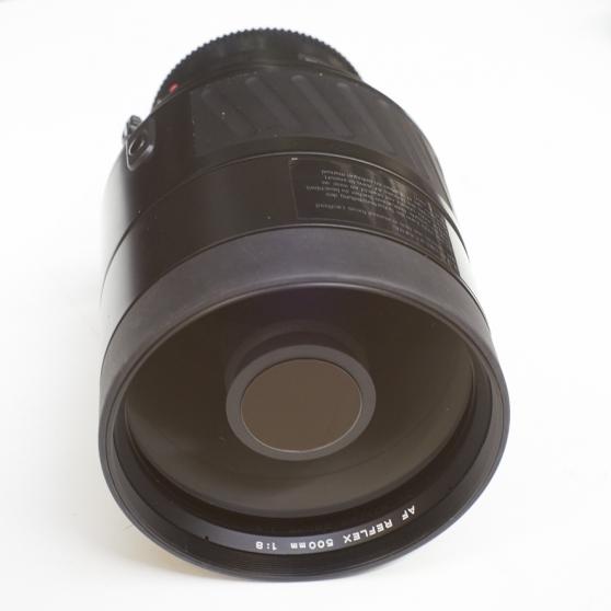 Objectif 500 mm af miroir chalon sur sa ne photo sony for Objectif miroir