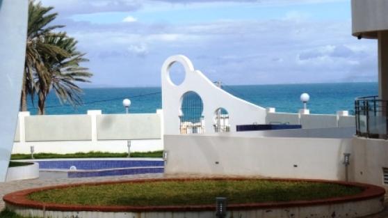 grand studio neuf vue mer plage a 150m - Annonce gratuite marche.fr