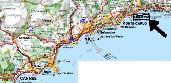 Place de Port 12x3,75m Alpes Maritimes