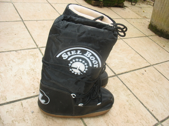 Annonce occasion, vente ou achat 'Chaussure Siel Boot'