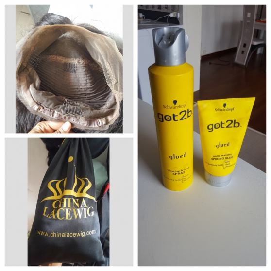 Annonce occasion, vente ou achat 'Full lace wig'