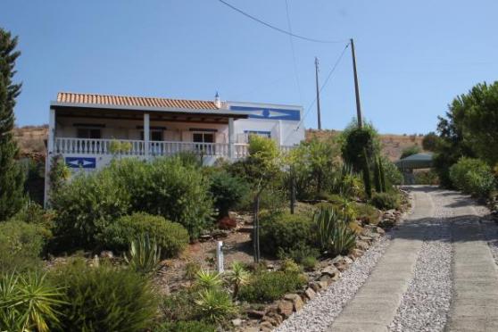 Maisonnette avec vue sur mer en Algarve