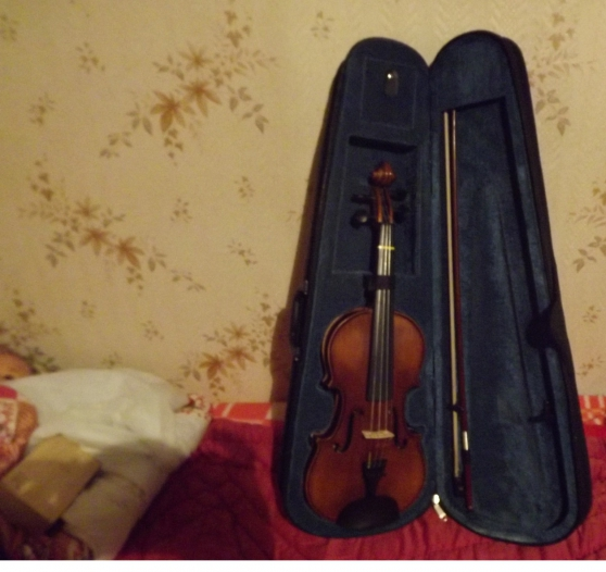 violon 4/4 - Annonce gratuite marche.fr