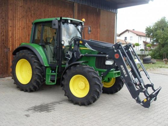 Annonce occasion, vente ou achat 'John Deere 6220PR Tracteur'