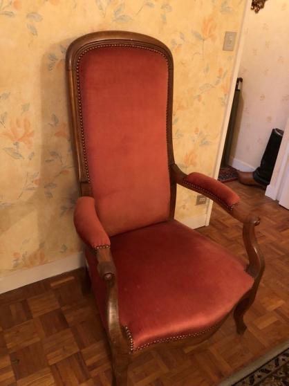 fauteuil véritable voltaire - Annonce gratuite marche.fr