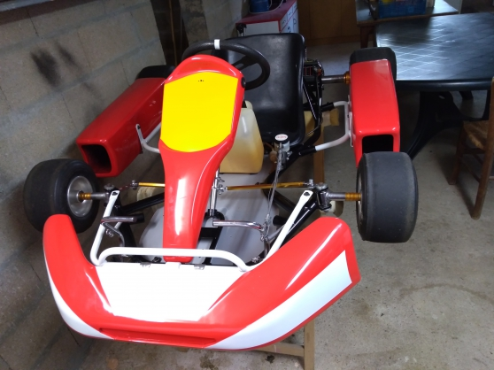 chassie karting complet - Annonce gratuite marche.fr