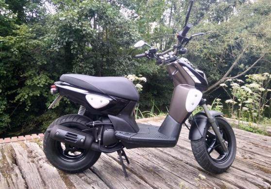 Stunt Slider YAMAHA Origine 50cc