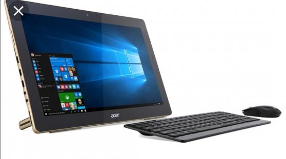 Annonce occasion, vente ou achat 'Pc hybride 2 en 1 Acer'