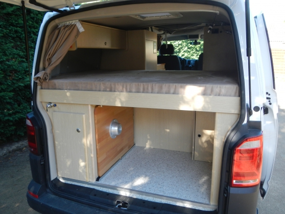 VW transporteur T6 - Photo 2