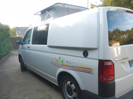 VW transporteur T6 - Photo 4