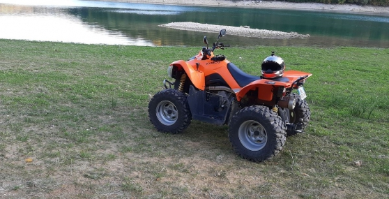 Annonce occasion, vente ou achat 'Quad kymco maxxer 400 IRS 2RM'