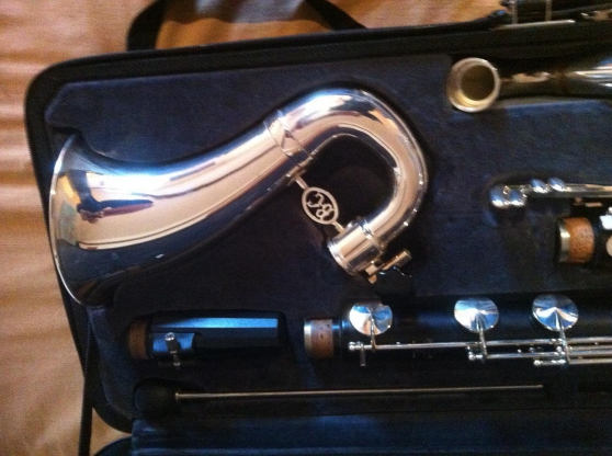 Clarinette basse Buffet Crampon 1183