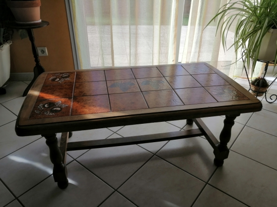 Annonce occasion, vente ou achat 'Table bassede salon'