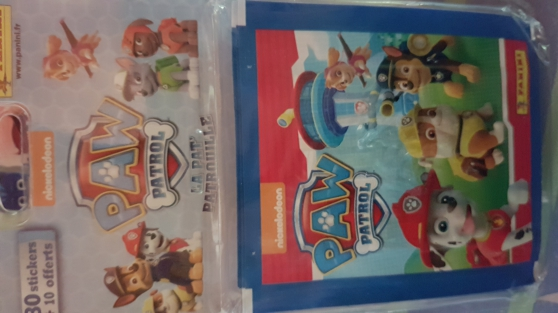 Annonce occasion, vente ou achat 'Images paw patrol'