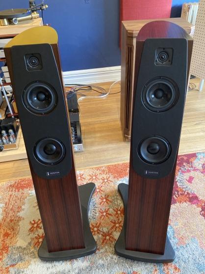 Annonce occasion, vente ou achat 'Sonner Audio Legato Duo A vendre en parf'