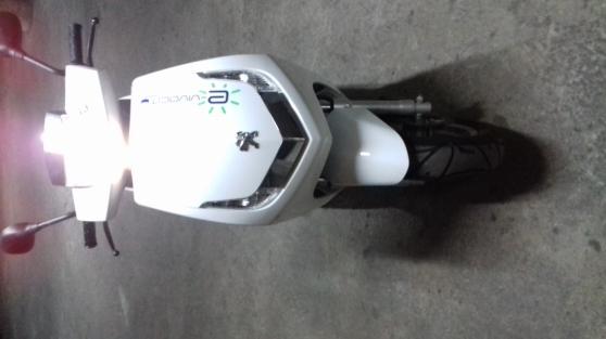 scooter électrique Peugeot