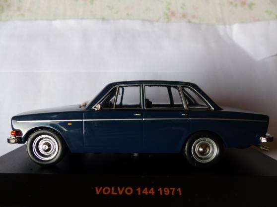 Annonce occasion, vente ou achat 'VOLVO 144 miniature IXO 1/43ème'