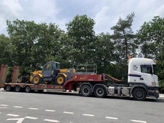 Transport matériel tp
