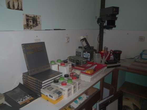 laboratoire photos DURST couleur n/b