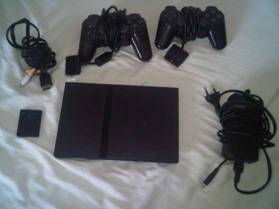 Playstation 2 et jeux