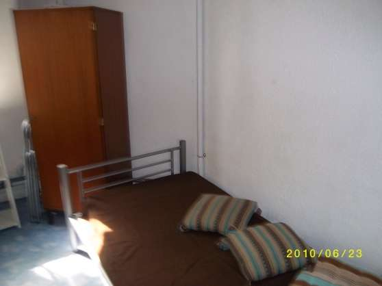 CHAMBRE MEUBLEE PARIS 17e RUE DE COURCEL - Photo 1
