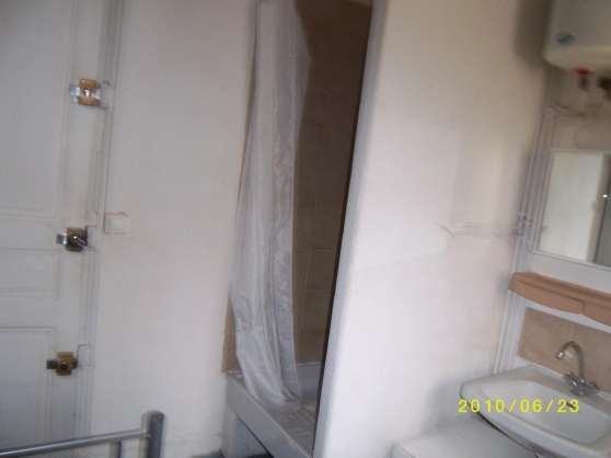 CHAMBRE MEUBLEE PARIS 17e RUE DE COURCEL - Photo 4