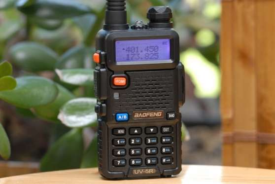 Walkie-talkie VHF-UHF Baofeng UV-5R - Photo 2