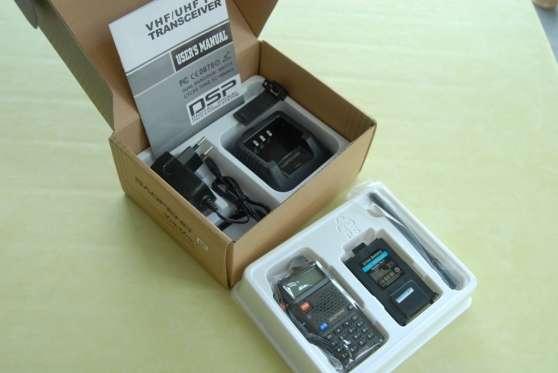 Walkie-talkie VHF-UHF Baofeng UV-5R - Photo 3