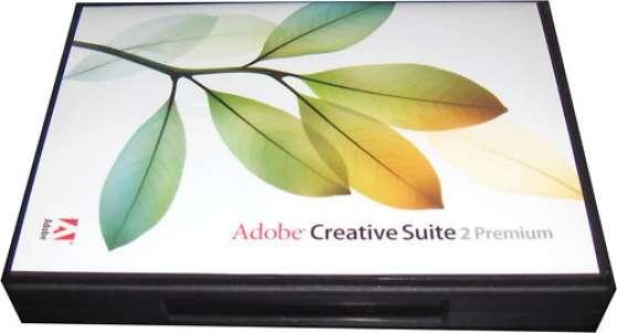 Annonce occasion, vente ou achat 'ADOBE CREATIVE SUITE 2 PREMIUM MAC'