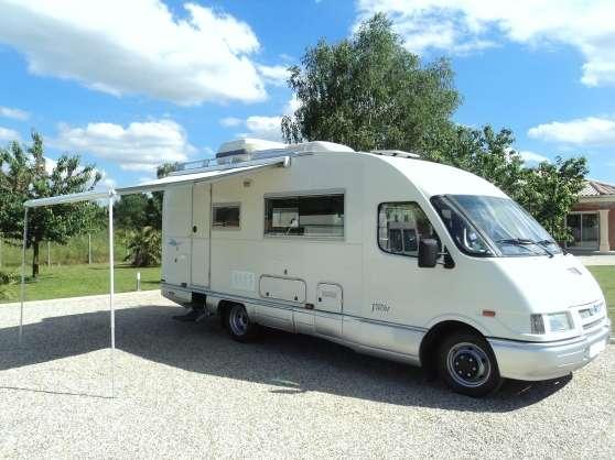camping car mobilvetta 2 8l urgent a deb caravanes camping car camping car ambares et. Black Bedroom Furniture Sets. Home Design Ideas