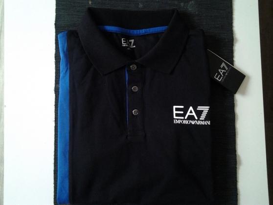 Annonce occasion, vente ou achat 'polo ea7'