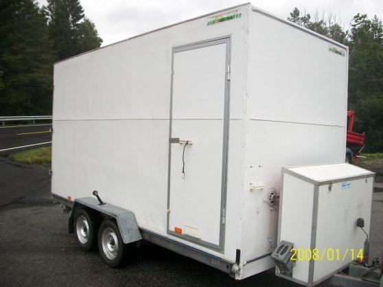 remorque de pendaison camion bordeaux auto utilitaires. Black Bedroom Furniture Sets. Home Design Ideas